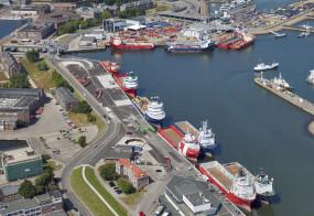 PERSBERICHT: Meer zeeschepen naar haven Den Helder