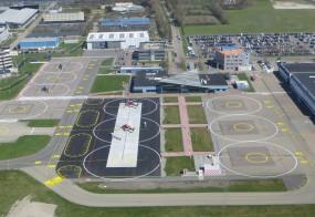 PERSBERICHT: Den Helder Airport klaar voor nieuwe markten