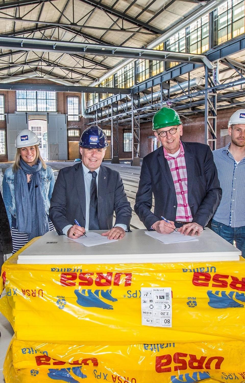 PERSBERICHT:Port of Den Helder wordt partner nieuw theater De Kampanje