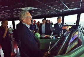 PERSBERICHT Offshore industrie onderstreept belang Den Helder
