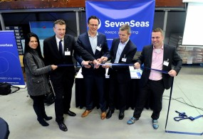 PRESS RELEASE Seven Seas announces the opening of a new branch in Port of Den Helder