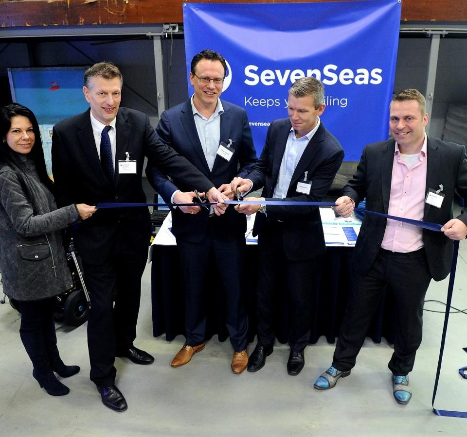 PERSBERICHT Seven Seas opent nieuwe vestiging in Port of Den Helder