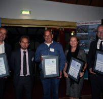 PERSBERICHT Milieucertificaten uitgereikt aan Nederlandse Waddenzeehavens