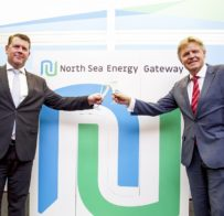 PRESS RELEASE 'North Sea Energy Gateway' the new proposition for Noord-Holland Noord offshore logistics hub
