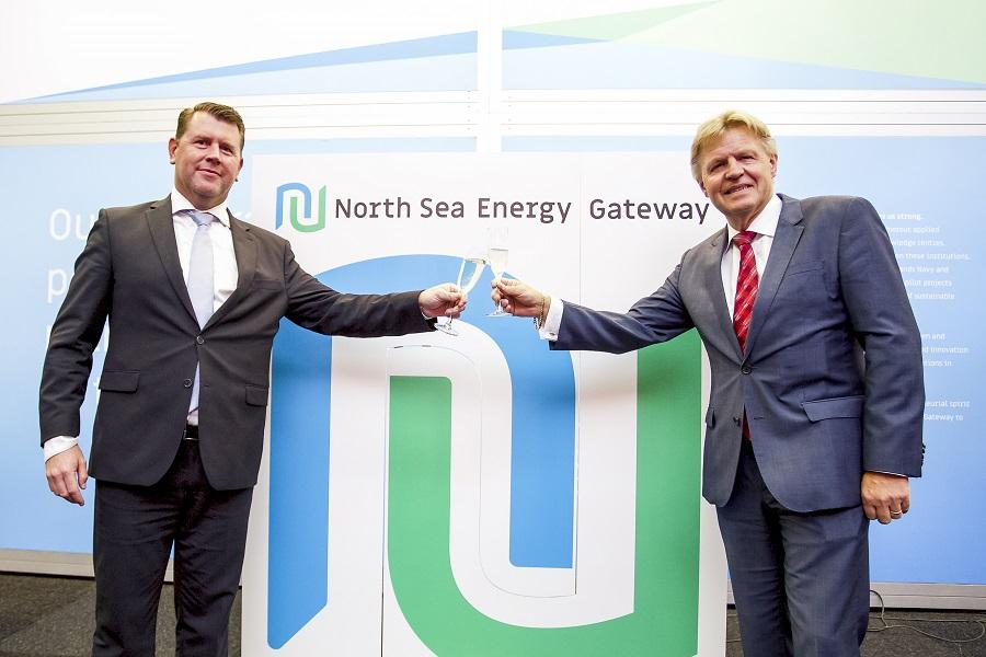 PERSBERICHT 'North Sea Energy Gateway' nieuwe propositie voor logistieke offshore-hub Noord-Holland Noord