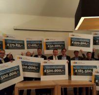 PERSBERICHT Vijf ton subsidie voor aanleggen walstroom Port of Den Helder