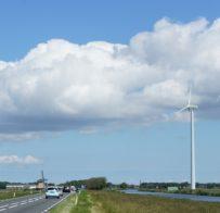 PERSBERICHT Vrachttransport op waterstof in 2018 mogelijk door inzet windmolens