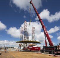 PERSBERICHT NAM moderniseert productieplatforms Noordzee