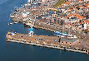 PERSBERICHT Ondertekening Letter of intent en Pact van Marrum tijdens Wadden Seaport Conference Harlingen ter ontwikkeling havens naast beschermd werelderfgoed Waddenzee